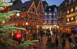 Marché de Noel Alsace