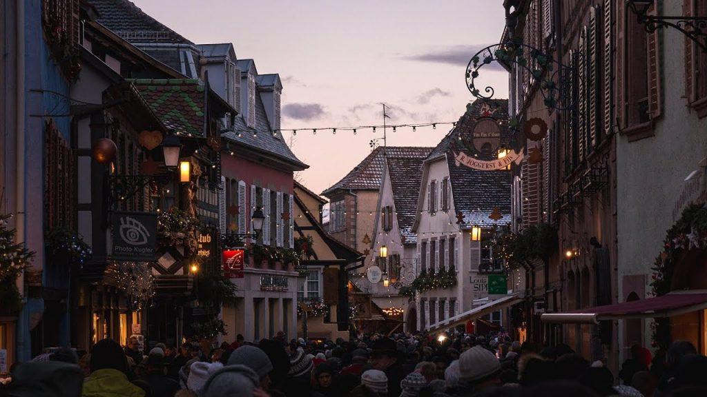 marché Noël médiéval de Ribeauvillé