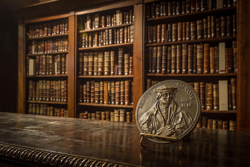 bibliothèque humaniste sélestat alsace